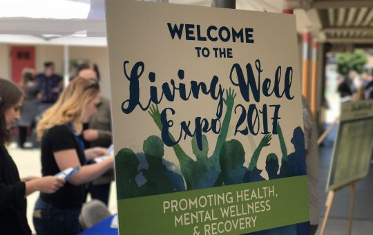 VIDEO: People Gather To Reveal And Fight The Stigma Of Mental Health