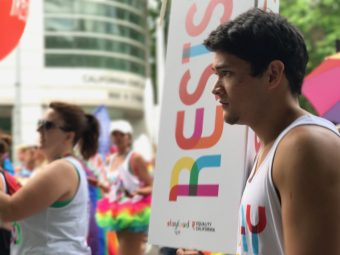 The Pride Of The Proud – The Sacramento March For Equality