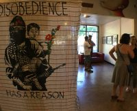 "VIDEO: Art Show Features ""Our Time, Our Resistance, Our Autonomies"""
