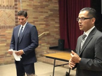 VIDEO: Hiram Johnson High Looks For A New Principal