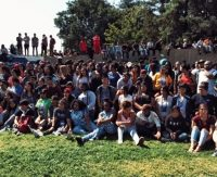 "VIDEO: Youth Gather At UC Davis To ""Free Their Dreams"""