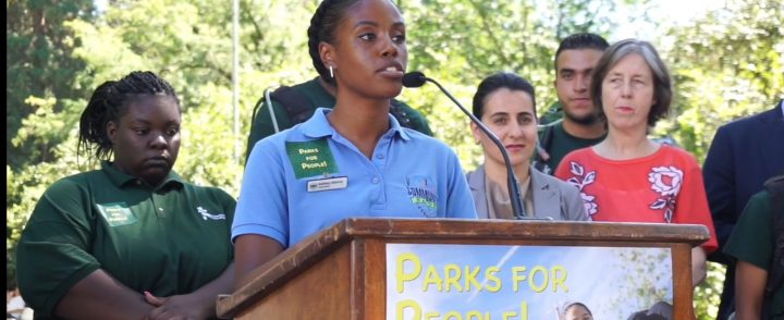 VIDEO: California Leaders Speak Out For Public Parks