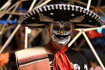 VIDEO: Sacramento Celebrates Dia de los Muertos