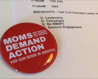 Moms Demand Action Come to Sacramento as Mass Shooting Occurs in Texas