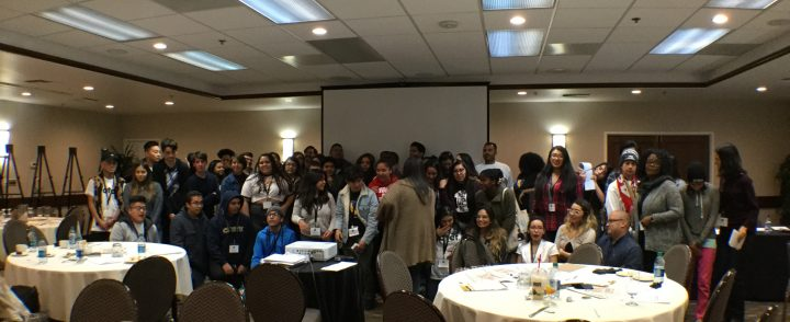 VIDEO: Youth Media Conference Inspires Next Generation of Reporters