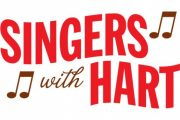 Live Wire! Singers with HART this Wednesday at 5PM