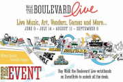 Walk the Boulevard Live! and Think Pink! on Live Wire June 6