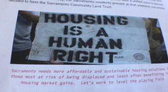VIDEO: Sacramento Land Trust Hope To Help Housing Crisis