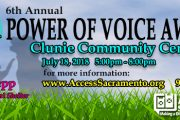 Live Wire! Live from the Clunie Center Power of Voice Recipient Gina Knepp