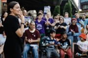 Alexandria Ocasio-Cortez Inspires The Next Generation Of Political Players