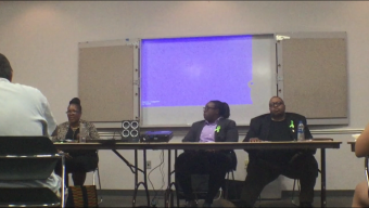 VIDEO: Mental Health @ Multi-Cultural Town Hall