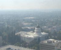 Sacramento's smoky air a problem for area residents