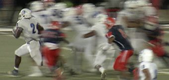 VIDEO: Capital Christian Tops Cosumnes Oaks 49-37 in Game of the Week Opener