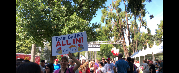 VIDEO: Annual State Heart and Stroke Walk
