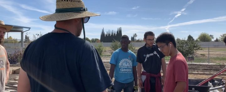 VIDEO: Burbank Urban Garden Build 2018