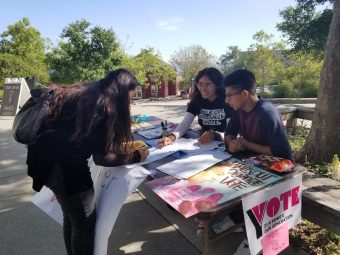 Across California, Youth Prepare To Vote For Many Reasons