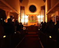 VIDEO: Interfaith Homeless Memorial Recognizes Who We Lost On The Streets