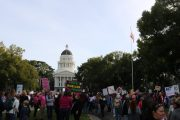 VIDEO:  Women of Color Contingent @ The Sacramento Women's March