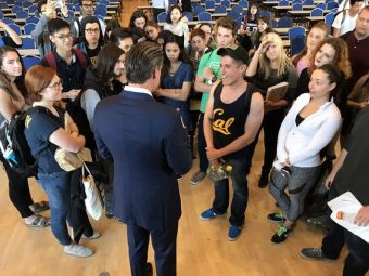 What Young People Are Saying About Gavin Newsom