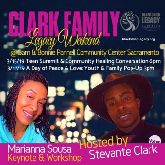 Stevante Clark To Host Clark Family Legacy Event